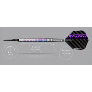 Target Carrera Sport Charger 90% Tungstetn Softdart 19g