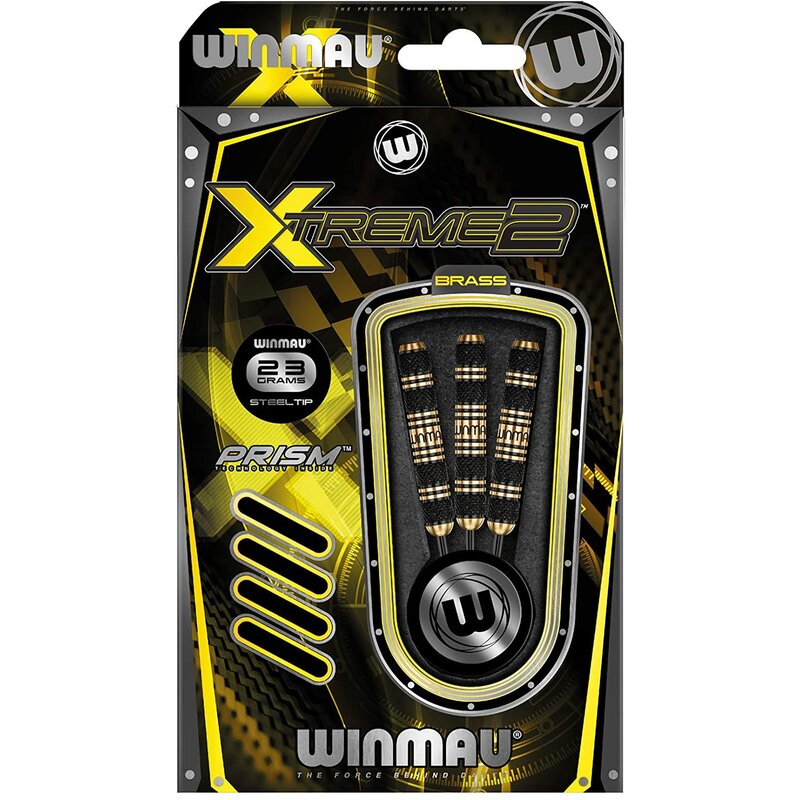 Steeldart Xtreme Brass Messing von Winmau