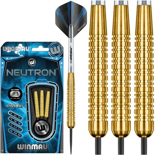 Winmau Neutron Brass Messing Steeldart
