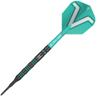 Voltage Rob Cross Softdart Black 80% Tungsten 18gr von Target